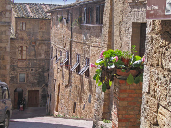 photography titled San Gimignano